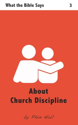 About Church Discipline